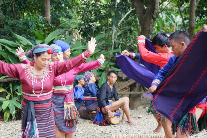 traditional taddo dance of Apayao