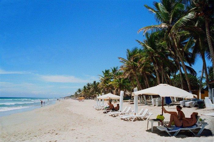 Beaches in Venezuela