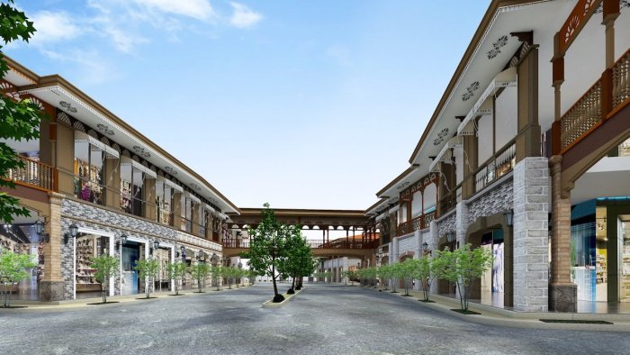 Bellemar Lifestyle Center in Panglao Island