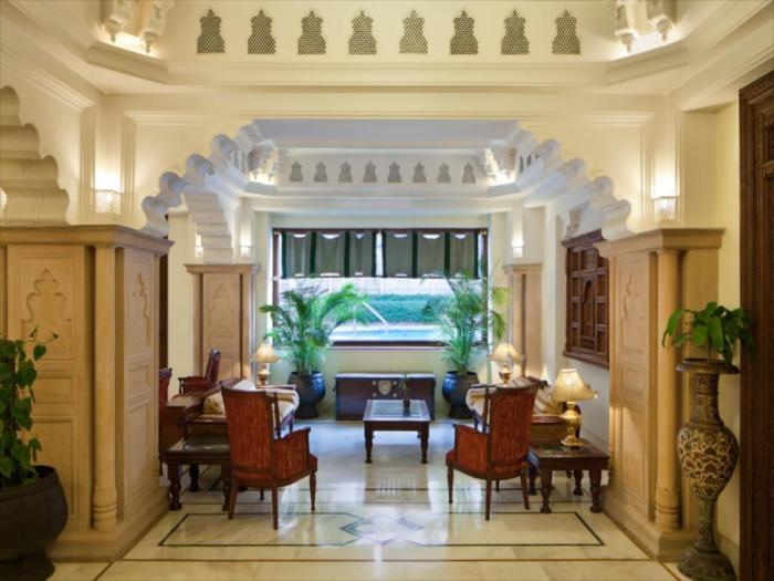 Hotel Mansingh in Jaipur