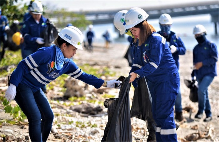 Sarangani Coastal cleanup