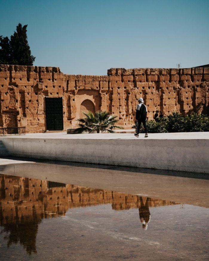 El Badi Palace by @charliegallant via Unsplash