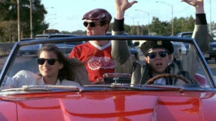 Ferris Bueller's Day Off Image: Paramount Pictures