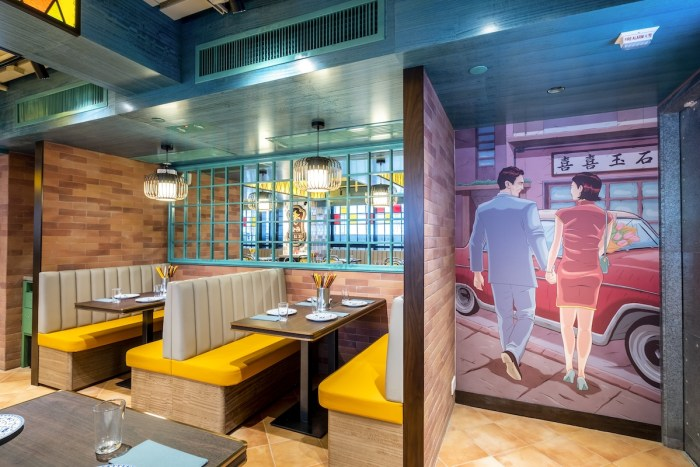 LEE Lo Mei is ZS Hospitality Group's quirkiest concept paying homage to Hong Kong culinary culture, reimagining popular street food with innovative techniques for unmistakably nostalgic flavours