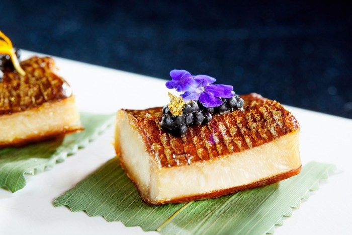 Home.fit Man-Hing-Smoked-Yellow-Croaker-with-Caviar Greater China Club Revoking Membership and Celebrating New Era with Irresistible Dining Offers