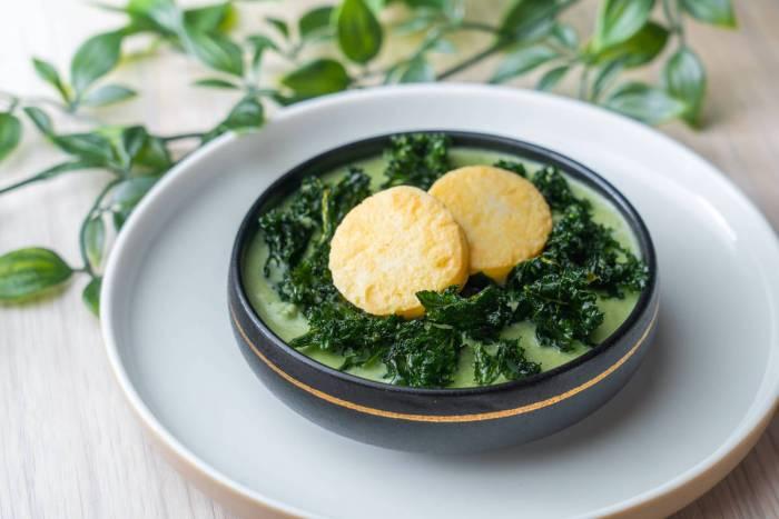 Broccoli Wizard – Broccoli, Steamed Eggs, Tofu, Bay Corn, Edamame