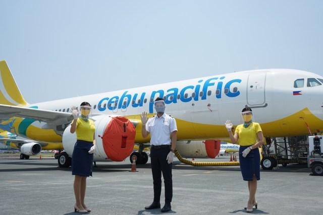 Cebu Pacific Resumes Manila-Dubai-Manila Flights