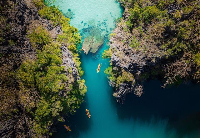 El Nido Palawan by jules-bss via unsplash