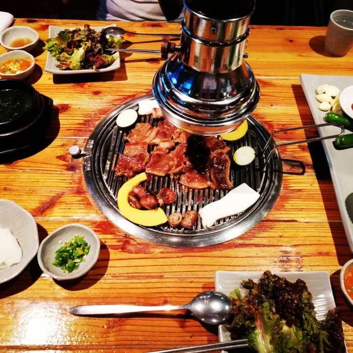 Inga Korean Barbecue Restaurant