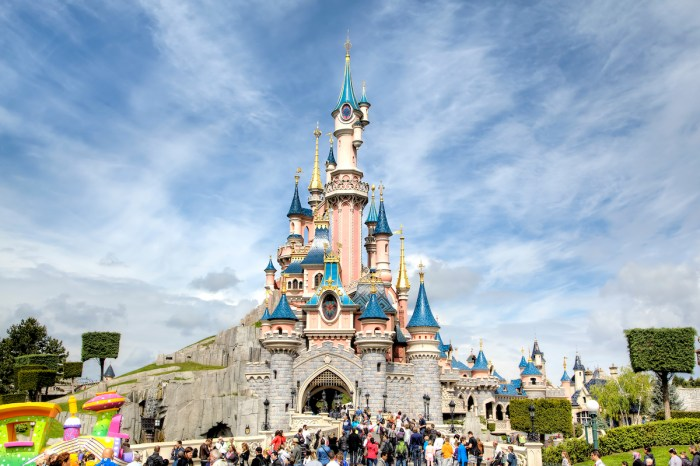 Best Disney Theme Parks in the World - Paris photo via DepostPhotos.com