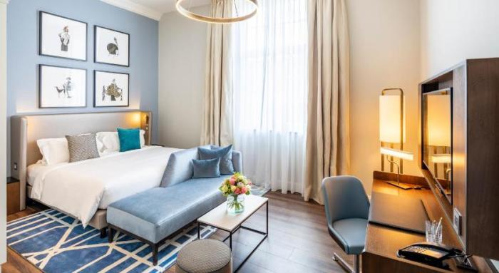 Best price at Fraser Suites Hamburg