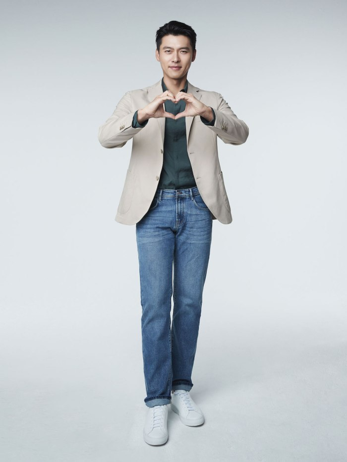 Smart's latest campaign with Hyun Bin