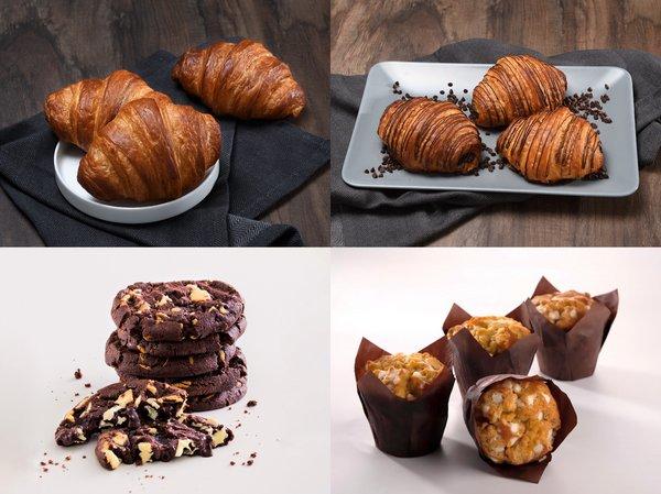 HEYTEA Food Lab Launch 4 Baked Goods
