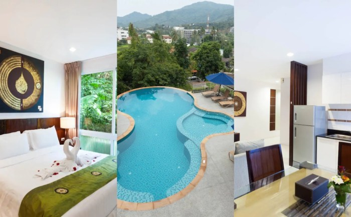 2 BR family Airbnb apartment close to Surin and Bangtao Beach
