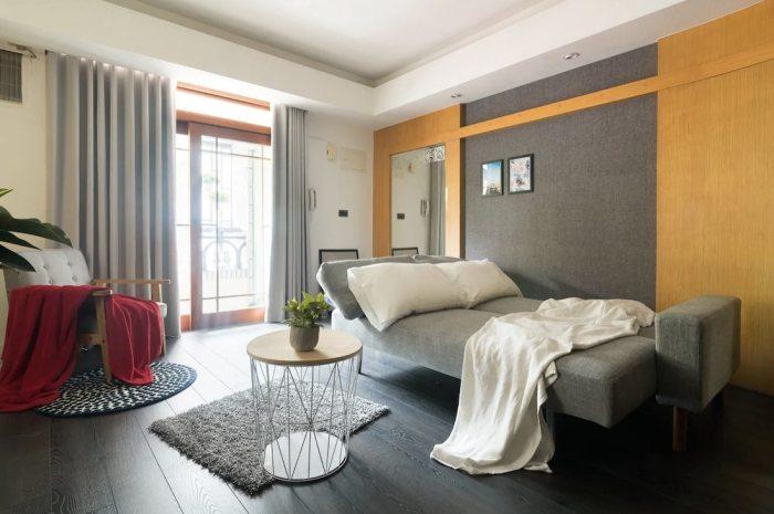 Airbnb near Dahu Park Lake in Taipei