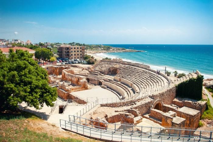 Archaeological Ensemble of Tarraco photo via Depositphotos.com