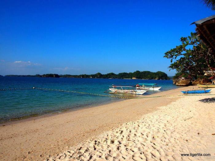 Ave Maria Islet in Guimaras photo by Tiger Lila via Facebook