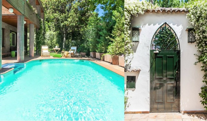 Best Airbnb in Madrid with Swimming pool and private garden