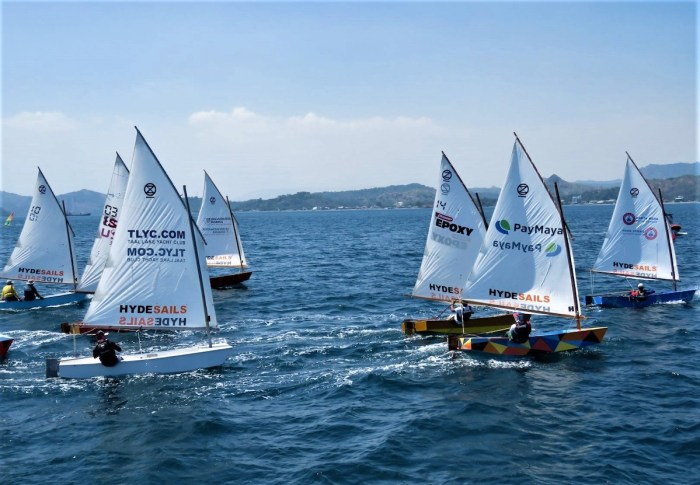 Chairman's Cup Regatta in Subic Bay