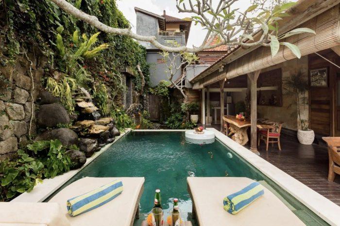 Cozy Boutique Airbnb Villa near Ubud Market