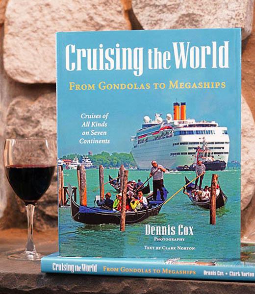 Cruising the World – From Gondolas to Megaships