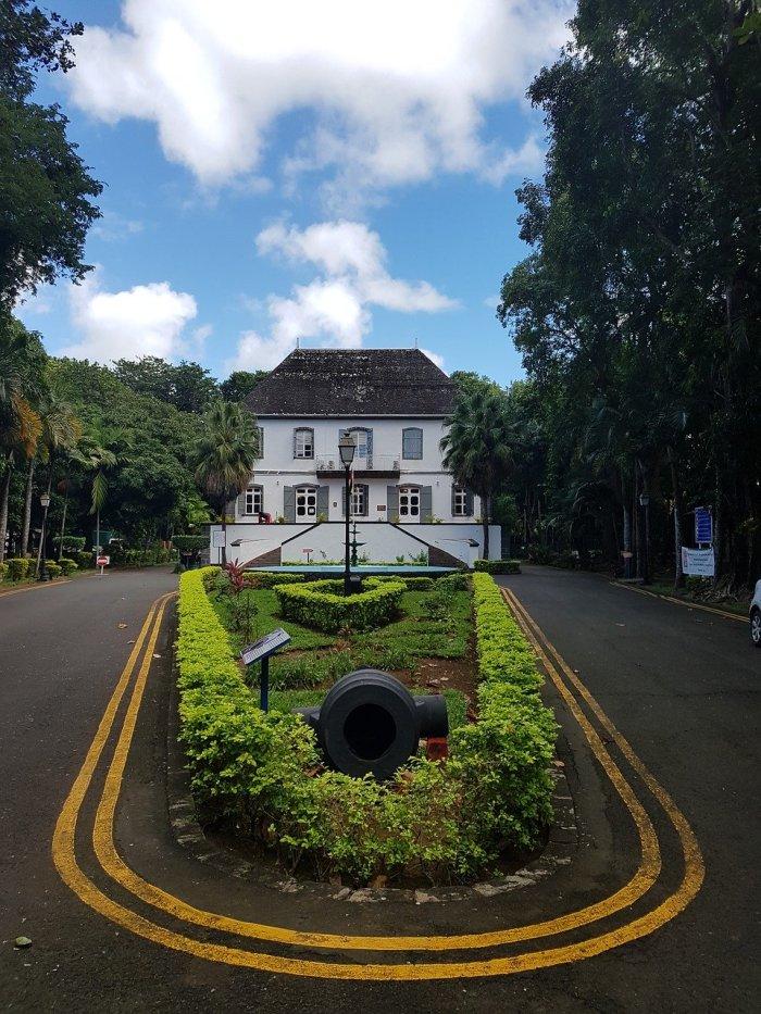 Mahebourg Museum in Mauritius