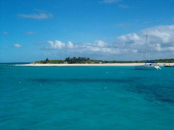 Prickly Pear Cays in Anguilla photo via Wikipedia CC