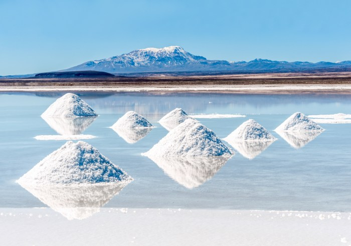 Uyuni Salt Flat photo via DepositPhotos