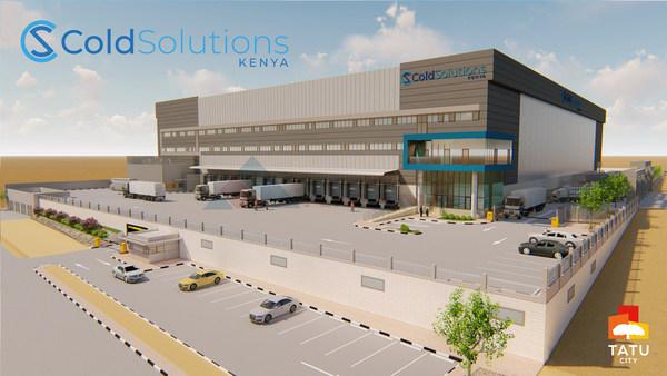 Cold Solutions at Tatu City in Kenya.