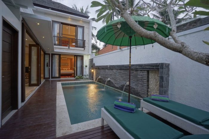 2BR Private Pool Villa Peaceful Ambience