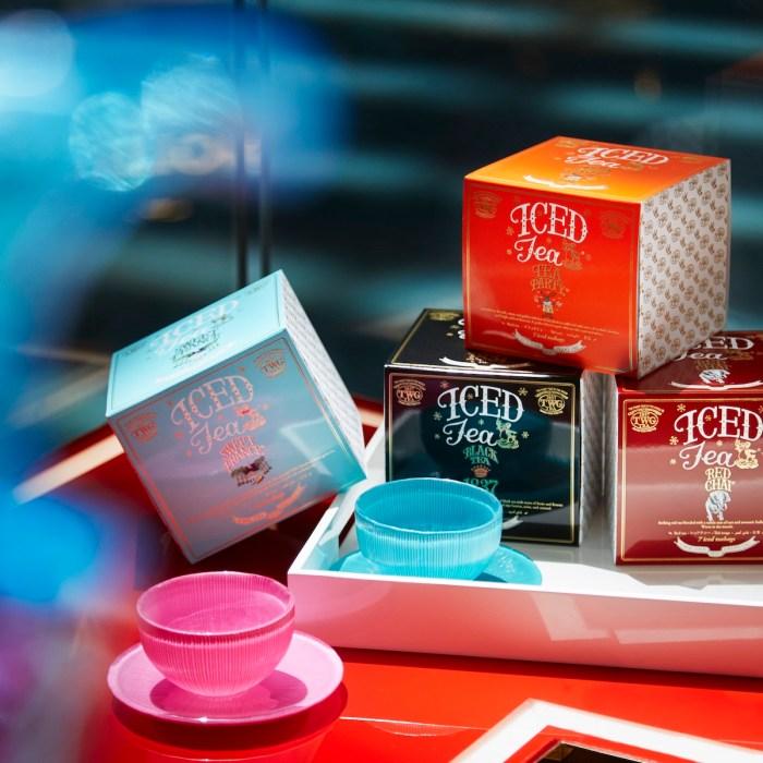A Taste of Summer with TWG Tea Iced Teabags