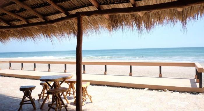 The Barrel Hostel, Popoyo Beach Nicaragua