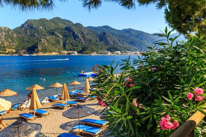 Best Beach Resorts in Marmaris photo via Depositphotos