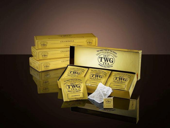TWG Tea Chamomile Packaged Teabags, P1,355