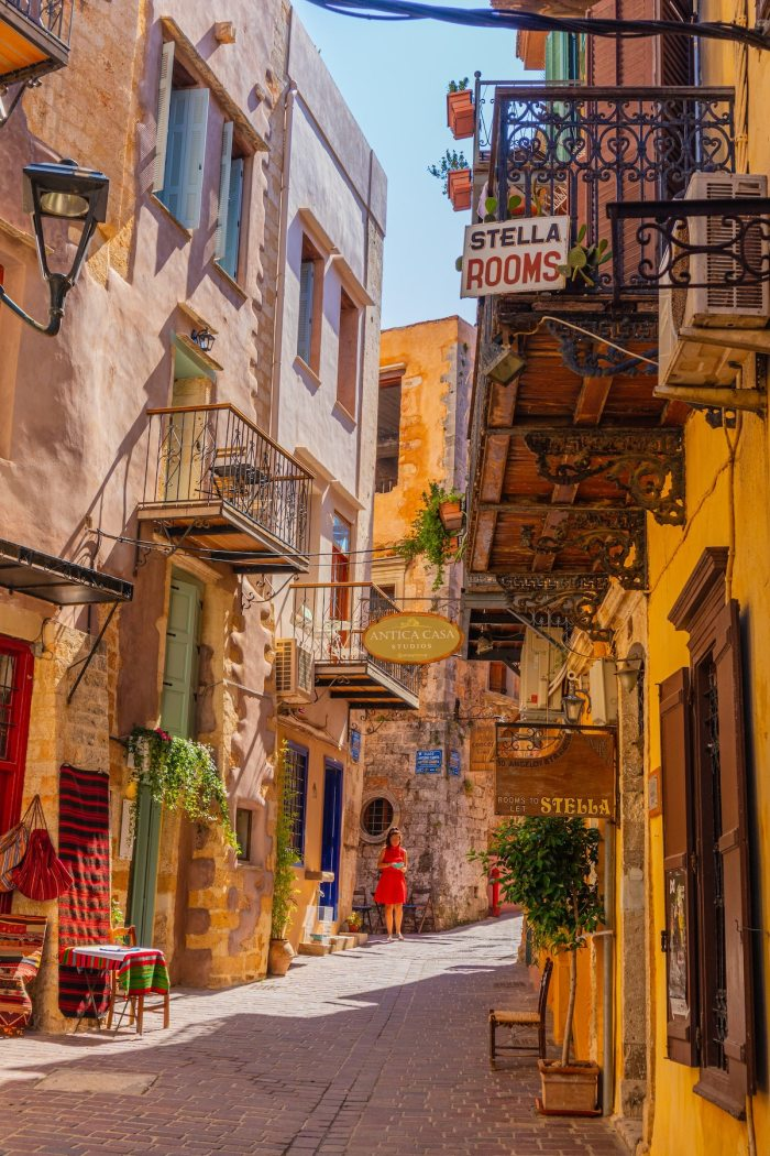 Chania Town by Andreas Pajuvirta via Unsplash
