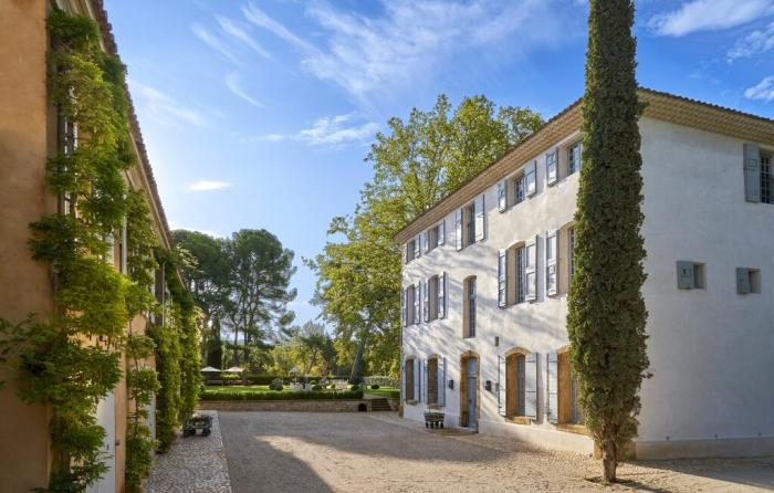 Chateau De La Gaude Provence