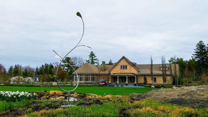 Coastal Maine Botanical Gardens by Drew Tarvin via Wikipedia CC