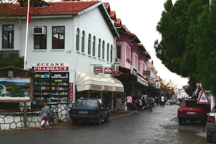 Dalyan Town by Hawkeye58 via Wikipedia CC
