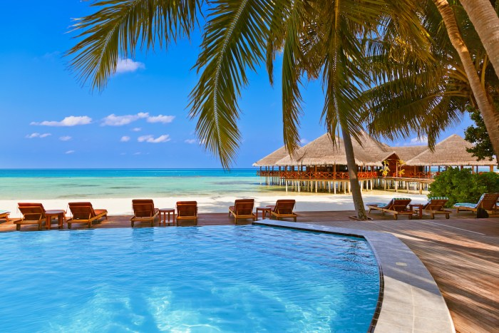 Home.fit Maldives-photo-via-Depositphotos 15 Best Tropical Vacation Destinations Around The World