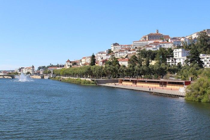 Parque Verde do Mondego bay MariaConcebidaSemPecado via Wikipedia CC