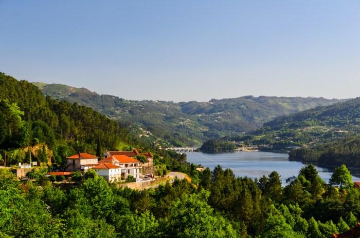 Peneda-Geres National Park photo via Depositphotos