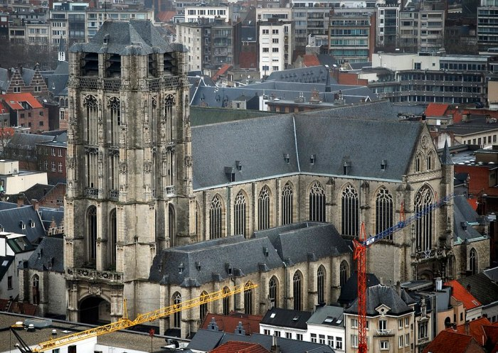 St. James Church, Antwerp by Lieven Smits via Wikipedia CC