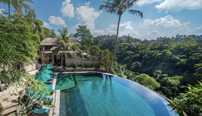 Stunning Jungle Pool Villa in Ubud