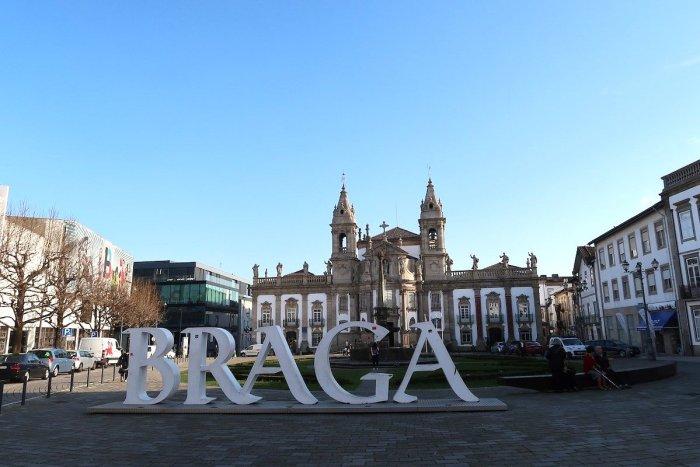 Tourist Spots in Braga Portugal