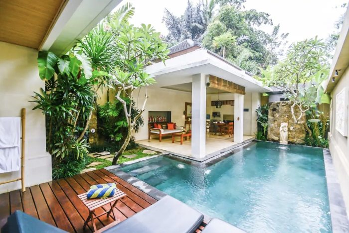 Ubud Holiday Villa with Private Pool