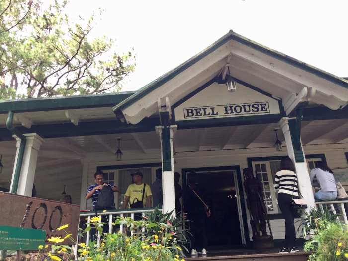 Bell House Baguio City by Ron U. Gohel