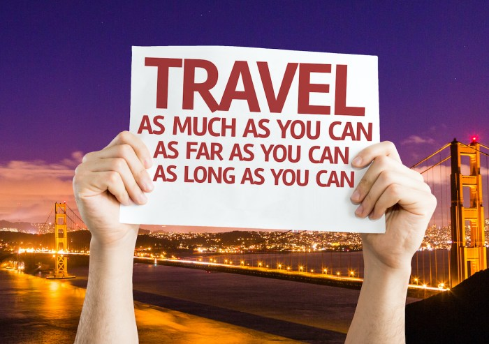 Best Travel Quotes for Instagram image via Depositphotos