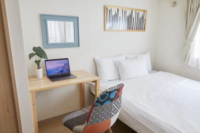 Calm House Rental Airbnb near Shinjuku and Shibuya