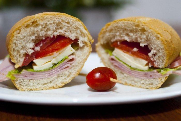 Cuban sandwich photo via Pixabay