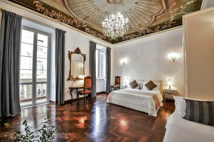 Elegant Holiday Home Rental in Rome